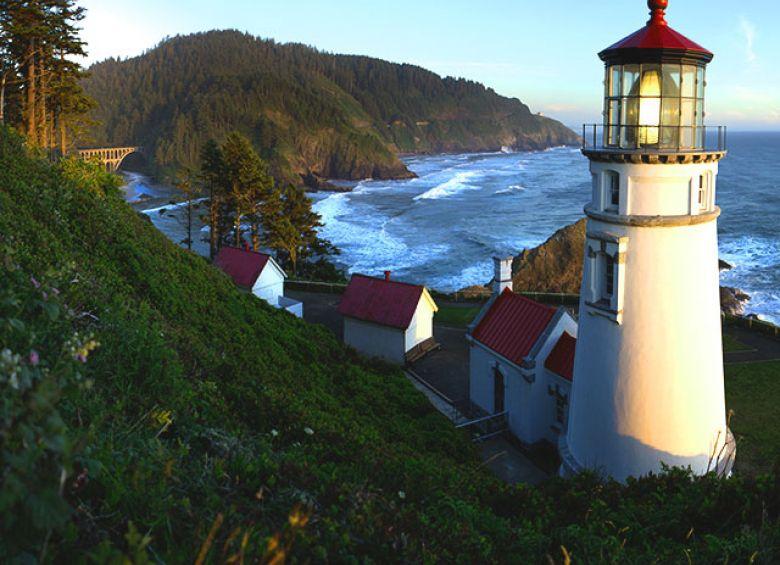 Этот отель - на самом деле маяк. Фото: viamagazine.com