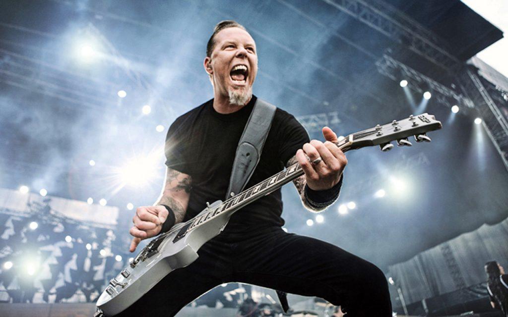 Группа Metallica приезжает в Майами с концертом. Фото thesnipenews.com
