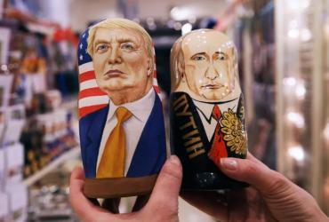 Трампа готовят ко встрече с Путиным сообщениями в 140 символов