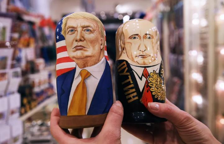 """Трамп и Путин встретятся на саммите """"большой двадцатки"""". Фото: vox.com"""