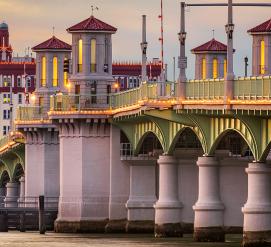 10 причин отправиться на выходные в Сент-Огастин