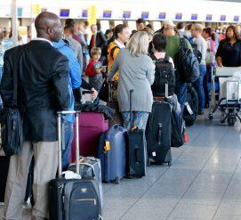 Как бороться с очередью в аэропорту