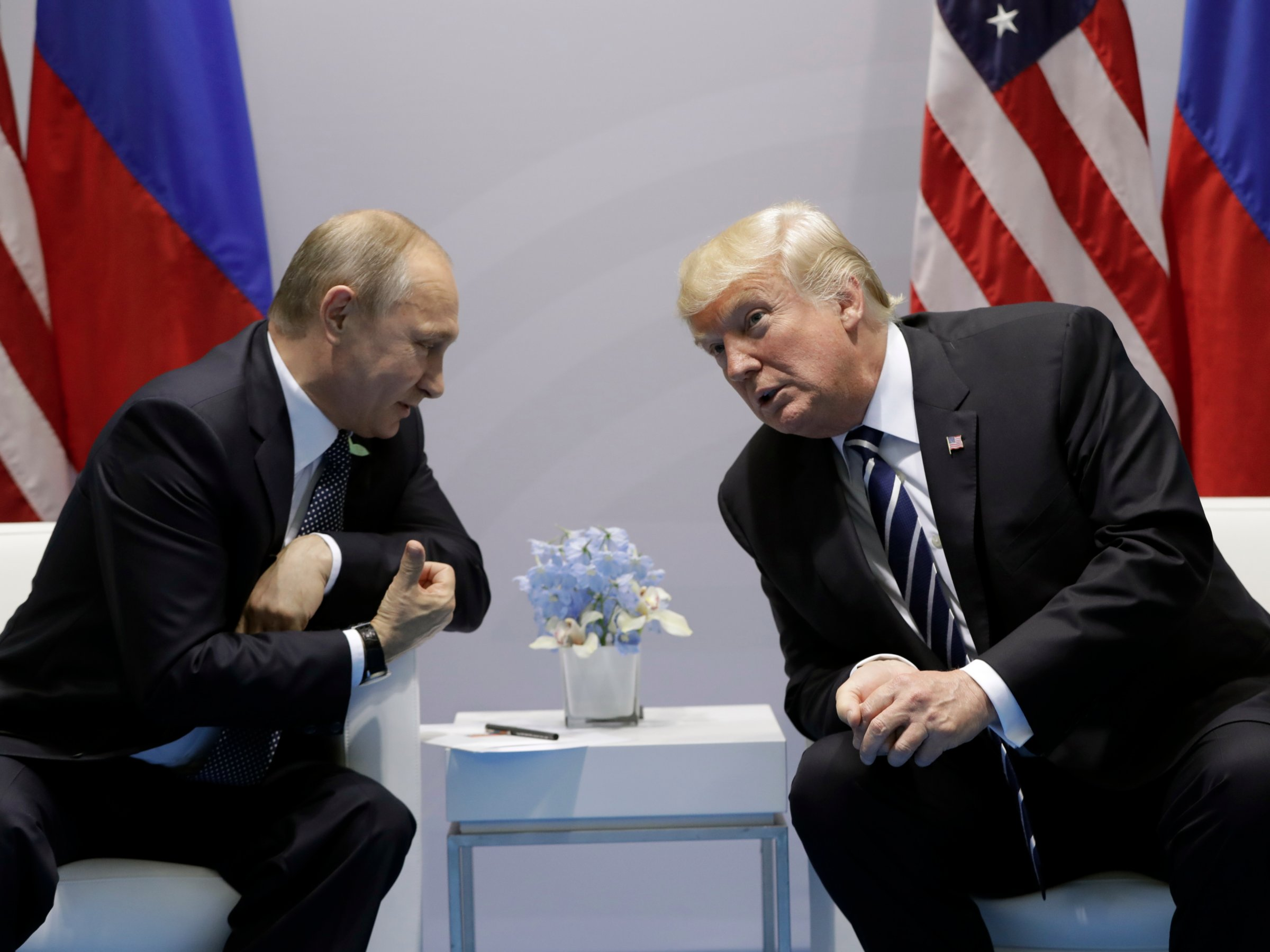 Трамп и Путин нашли общий язык. Фото: ap.com