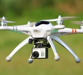 ФОТО: Россиянин снял одну из лучших фотографий на дрон
