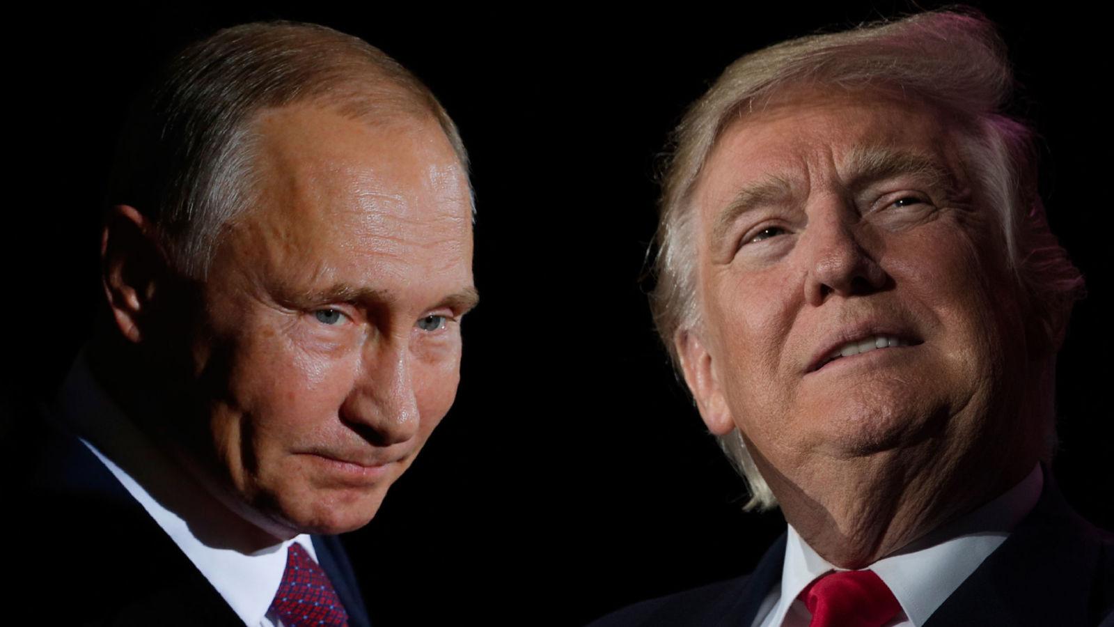 Трамп и Путин еще ни разу не встречались. Фото: globalresearch.ca