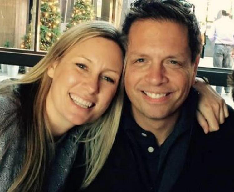 Жюстин и ее будущий муж Дон. Фото: nydailynews.com
