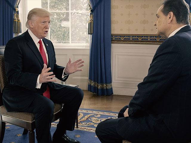 Трамп прокомментировал встречу с Путиным. Фото: cbn.com