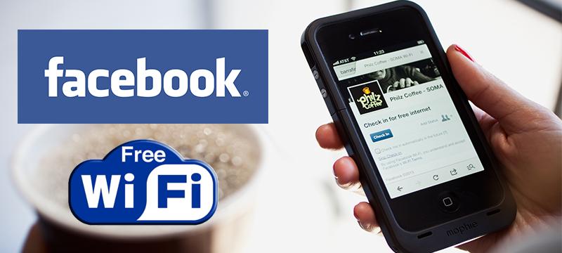 Facebook покажет, как найти бесплатный Wi-Fi в любой точке мира