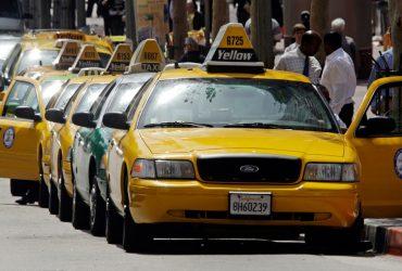 В Филадельфии пенсионерка угнала такси и развозила клиентов