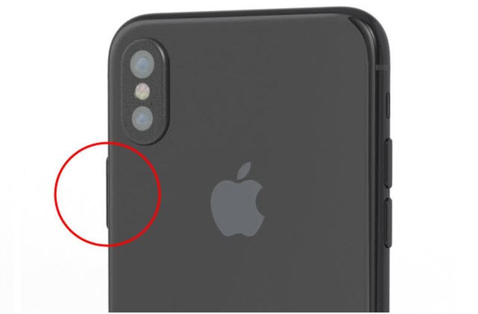 Увеличенная кнопка для iPhone 8. Фото: forbes.com