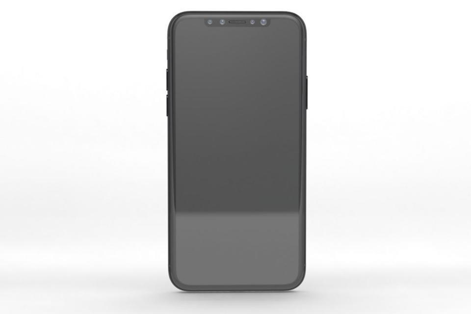 Дизайн нового iPhone 8. Фото: forbes.com