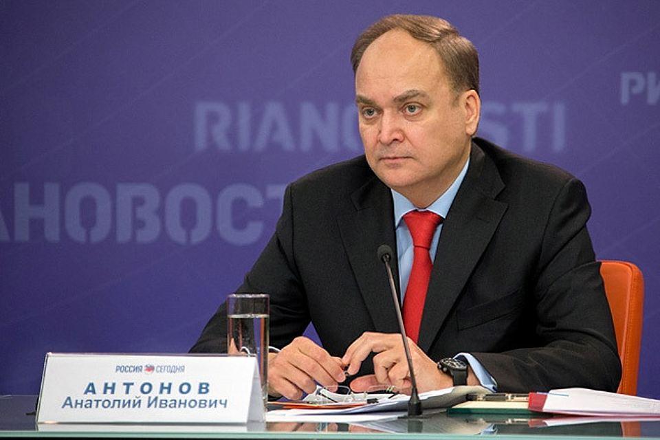 Анатолий Антонов. Фото: crimea.kp.ru
