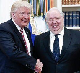 Скандальный российский посол в США завершил свою миссию