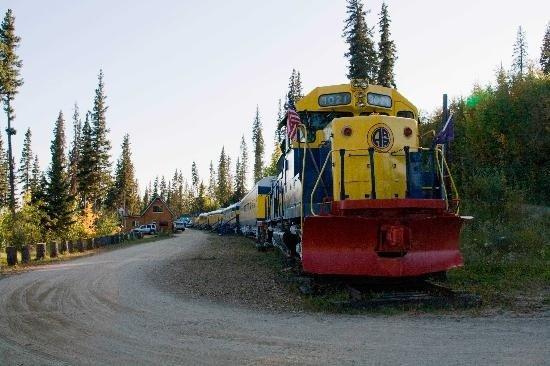 Отель-поезд. Фото: taringa.net