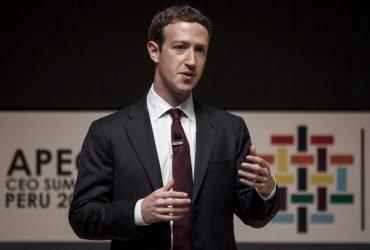 В сети уверены, что Марк Цукерберг собирается баллотироваться в президенты в 2020 году