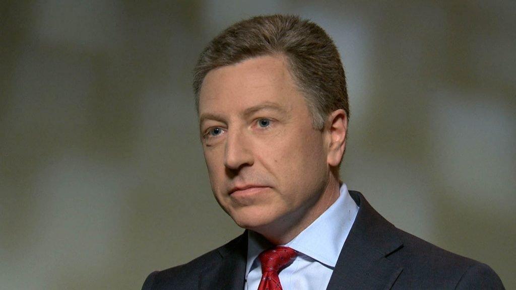 Представитель США по Украине Курт Волкер. Фото m.day.kyiv.ua