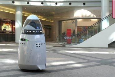 Робот-охранник совершил суицид в торговом центре Вашингтона
