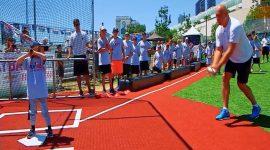 Бесплатные занятия по бейсболу и софтболу для детей