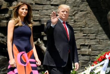 Неудачи четы Трампов на G20: без отеля и досуга