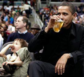 Что пьют президенты: любимые напитки лидеров США