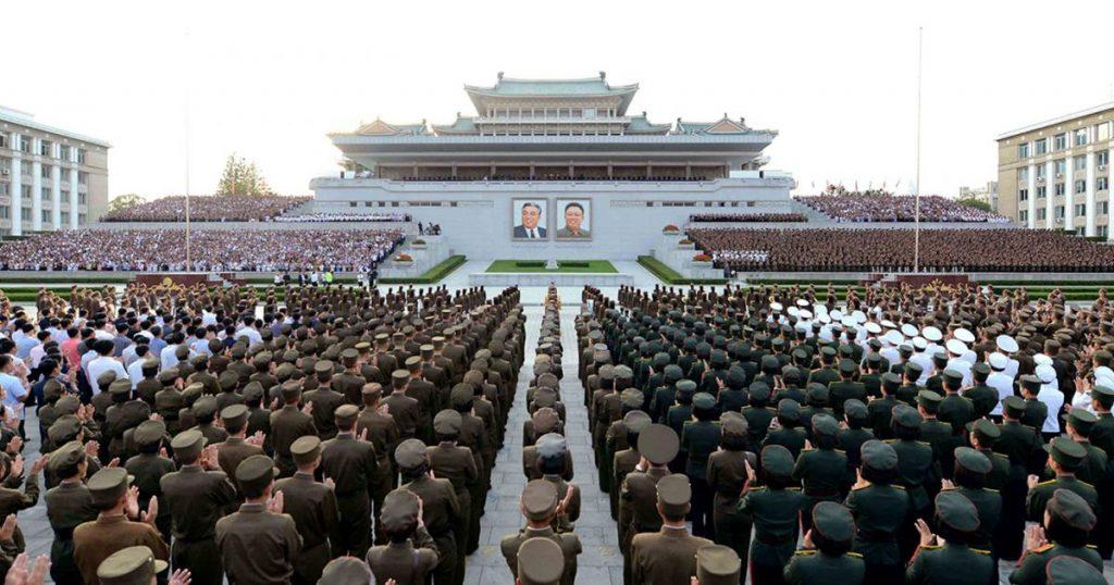 Теперь в Северную Корею американские туристы съездить не смогут. Фото hrw.org