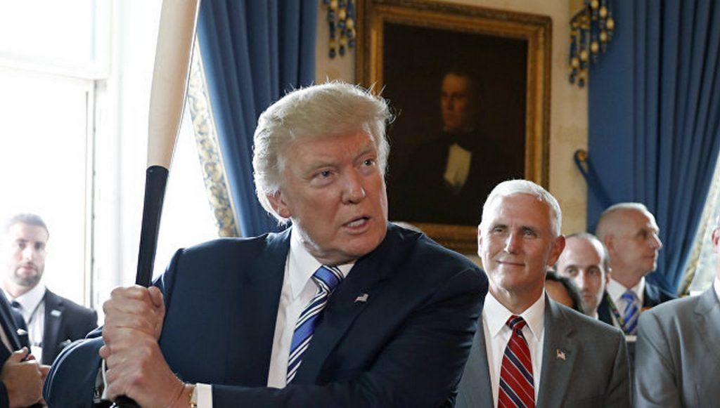 Британские СМИ нашли сразу шесть просчетов Трампа на посту президента. Фото news-front.info