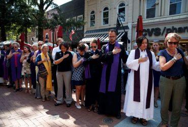 День скорби: в Шарлотсвилле помянули погибшую на протесте девушку