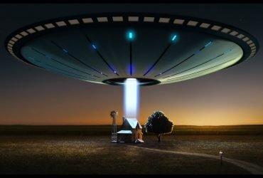 Уфологи продемонстрировали видео с несколькими НЛО