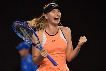 Марии Шараповой предложили участвовать в US Open после травмы и допинг-скандала