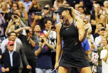 Мария Шарапова обыграла вторую ракетку мира на US Open