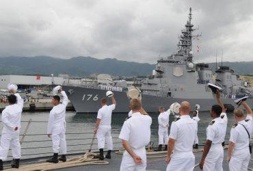 Возле Сингапура нашли всех погибших моряков из эсминца «Джон С. Маккейн»