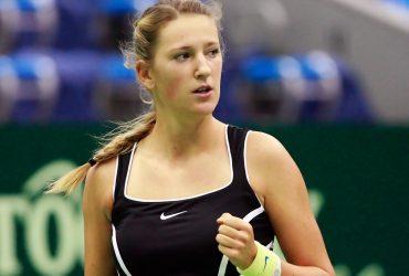 Белорусская теннисистка не сможет поехать на US Open из-за бывшего парня