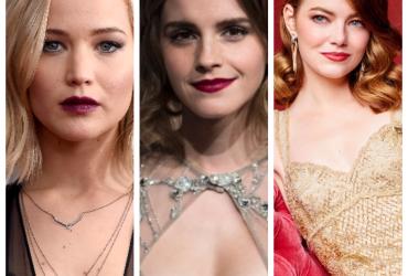 Самые высокооплачиваемые актрисы года (фото)