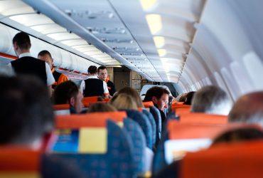5 самых грязных мест в самолете