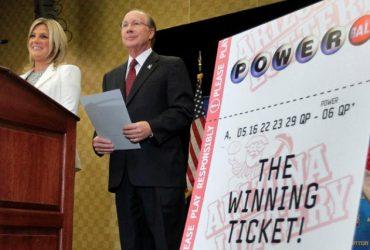 Американская лотерея ошиблась с обладателем самого большого джекпота в истории
