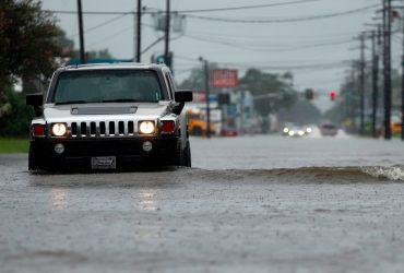 В Хьюстоне ввели комендантский час из-за урагана Харви