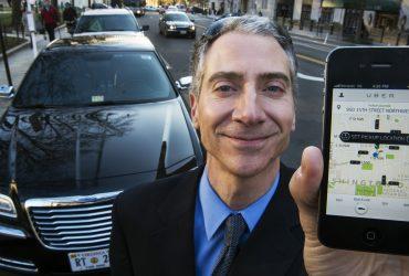 Водители Uber научились обманывать алгоритм и самостоятельно повышать тарифы