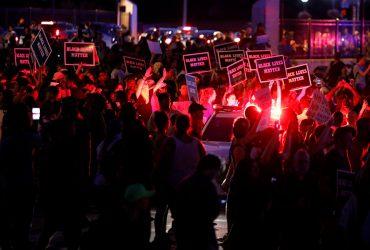 В Сент-Луисе проходят протесты после оправдания полицейского, убившего темнокожего