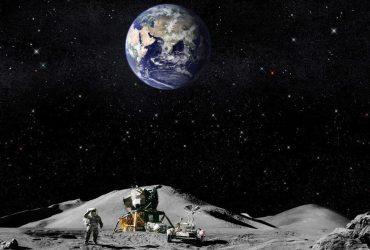 США и Россия совместно создадут космическую станцию возле Луны