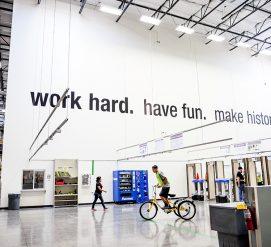 Amazon строит новую штаб-квартиру и ищет 50 000 новых сотрудников