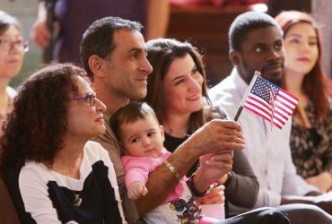 В День Конституции более 30 000 иммигрантов станут гражданами США