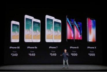 SIM-карта в часах, беспроводная зарядка: все о презентации нового iPhone (фото)