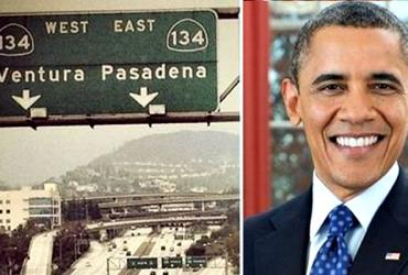 Именем Барака Обамы назовут автостраду в Лос-Анджелесе