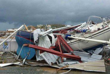 """Мужчина заснял последствия урагана """"Ирма"""", чтобы предупредить жителей Флориды"""