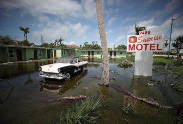 «До» и «после»: как Ирма разрушила Карибские острова (фото)