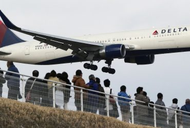 В Delta отменили 800 рейсов из-за шторма Ирма