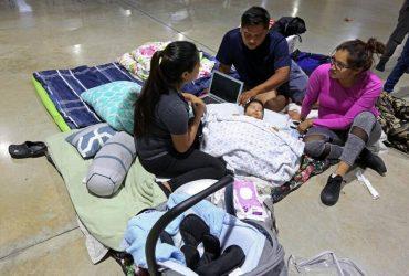Эвакуация от Ирмы: обновленные адреса центров эвакуации