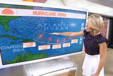 Во Флориде и Пуэрто-Рико объявили чрезвычайное положение из-за урагана Ирма