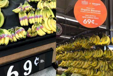 Whole Foods против Walmart: где самые лучшие цены и продукты