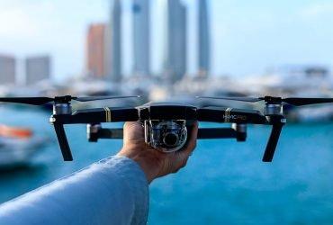 С 5 октября дронам запрещено летать над достопримечательностями